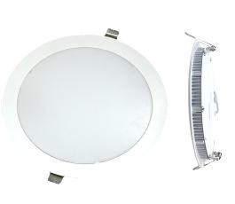 Cargador de red USB funcion carga rapida blanco. Para Elephone P9000 y P9000 Lite - Imagen 1