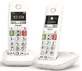 Telefono monopieza SPC Telecom 3601 blanco - Imagen 1